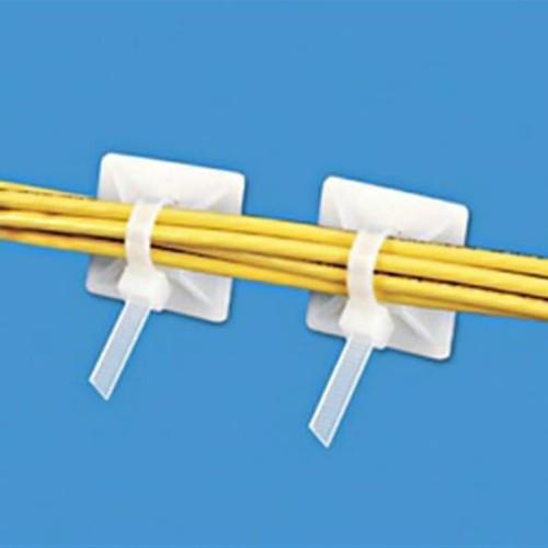 Foto Produk Klem kabel tempel double tape / klip kabel dobel tip dari Oktha Store