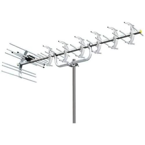 Foto Produk Antena Tv Digital dan Analog PF HDU-19 Cocok Untuk Semua Jenis Tv dari Digital Shop Solution