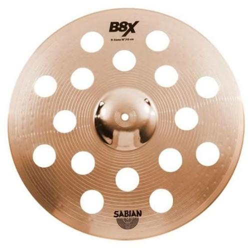 """Foto Produk Sabian B8X Ozone Crash 18"""" Cymbal dari Meisa Musik"""
