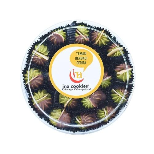 Foto Produk GREEN TEA ALMOND dari Inacookies Official