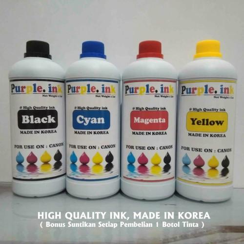 Foto Produk Tinta isi ulang / Refill untuk printer CANON ( isi 1 Liter ) dari KENANGA-COM