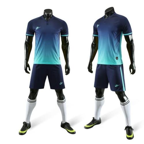 Foto Produk Jersey stelan futsal Nike kancing oblong model awan 08 dari Mutiara Sukses Perkasa
