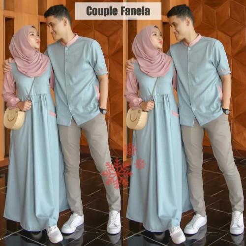 Foto Produk NEW ARRIVAL CP DANELA BAJU COUPLE PASANGAN PRIA WANITA TERBARU dari Ramadhan shopping