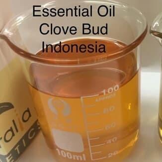 Foto Produk minyak cengkeh murni / clove bud oil 1liter dari Lapakwon