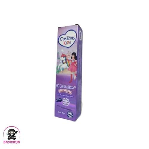 Foto Produk CUSSONS KIDS Toothpaste Pasta Gigi Anak Fruity Berries 45 g dari BAYININJA