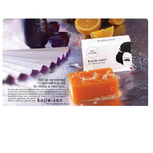 Foto Produk Kojie san soap 135gr/65gr/45gr sabun kojic acid - 45GR dari MPGAME