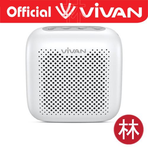Foto Produk Vivan VS1 Outdoor Bluetooth Speaker 5.0 Waterproof - Putih dari Liem