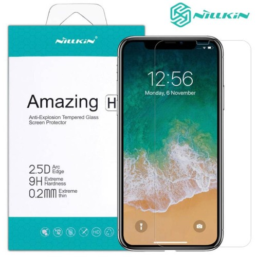 Foto Produk Nillkin H-Plus Pro Glass iPhone 11 - XR - 6.1 Tempered Original Kaca dari Logay Accessories