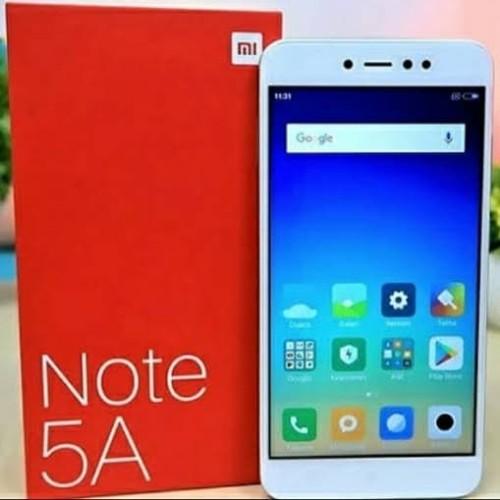 Foto Produk Xiaomi Redmi Note 5A 3/32GB TAM - Abu-abu dari Egois Store