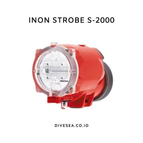 Foto Produk INON S-2000 STROBE ONLY dari Divesea Indonesia
