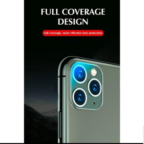 Foto Produk Tempered glass FULL CAMERA LENS PROTECTOR Iphone 11 PRO MAX Kamera dari Rkaseshop