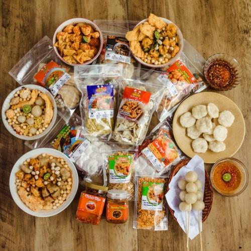 Foto Produk Paket Lengkap Moikafood dari Moikafood