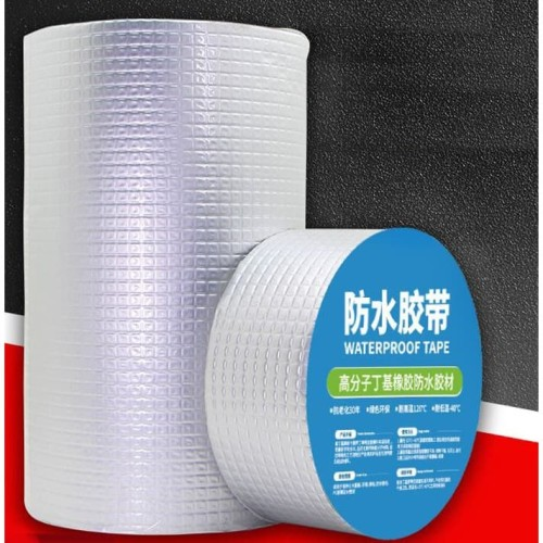 Foto Produk Lem Talang Flashband / Lakban Penambal Penutup Bocor / Lem anti bocor - M dari aromakaldi