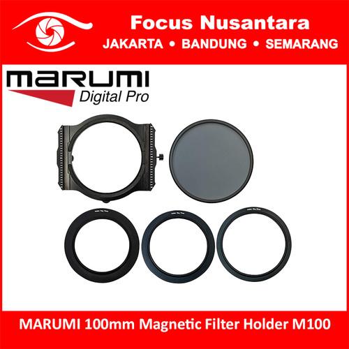 Foto Produk MARUMI 100mm Magnetic Filter Holder M100 dari Focus Nusantara