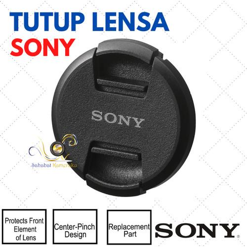 Foto Produk Tutup Lensa / Front Lens Cap Sony ukuran 67 mm dari Danbo shop