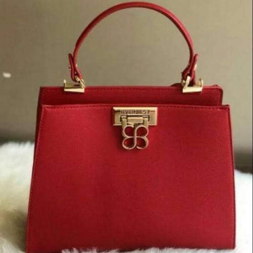 Foto Produk tas everbest original merah dari delicia boutique