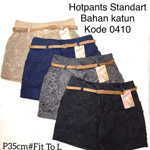 Foto Produk 0410 hotpants motif kombi brukat dari Bless-Shopp