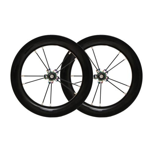 Foto Produk Wheelset Push Bike / Balance Bike Carbon 12 Inchi dari ElementIndonesia