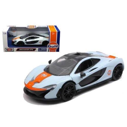 Foto Produk PROMO Motormax 1/24 McLaren P1 Gulf Oil dari Vovo Toys