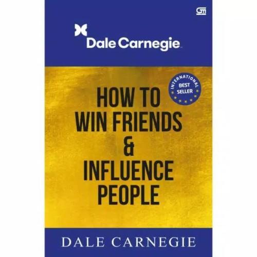 Foto Produk Buku Motivasi How To Win Friend And Influence People Dale Carnegie dari Showroom Books