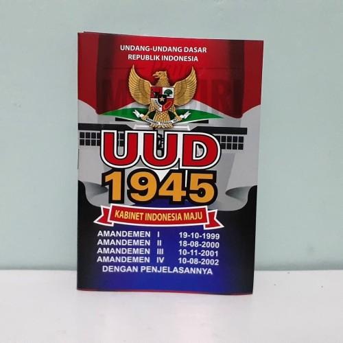 Foto Produk Buku Undang Undang Dasar 1945 / UUD '45 dari PENA MANDIRI