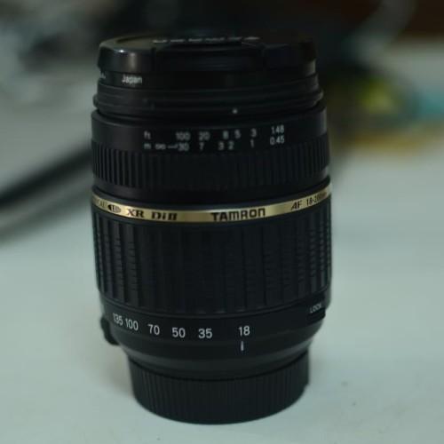 Foto Produk Lensa Tamron 17-200 mm dari ABDIM_STORE