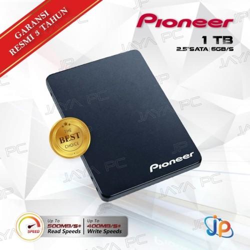 """Foto Produk Pioneer SSD 1TB Sata 3 - Pioneer 1 TB 2.5"""" dari Jaya PC"""