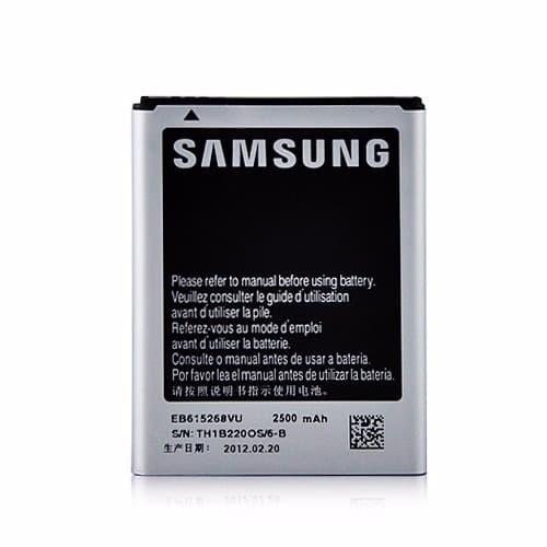 Foto Produk Battery / Baterai / Batre Samsung Note 1 N7000 / I9220 Original 99% dari JV ACC