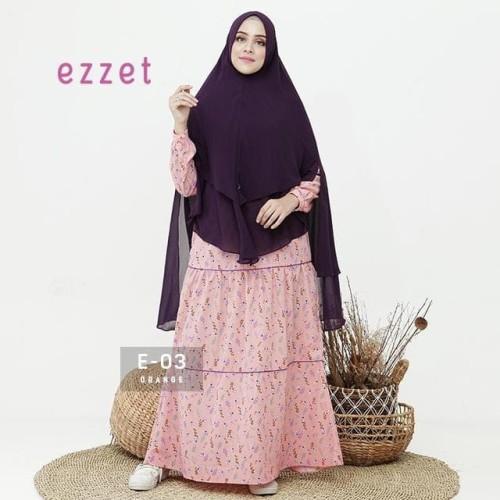 Foto Produk Gamis EZZET E-03 Size XL dari FarraShop
