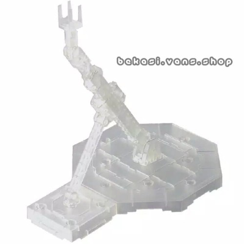Foto Produk Stand Base Action Figure Gundam MG 1/100 SD HG RG 1/144 dari Bekasi Vans Shop