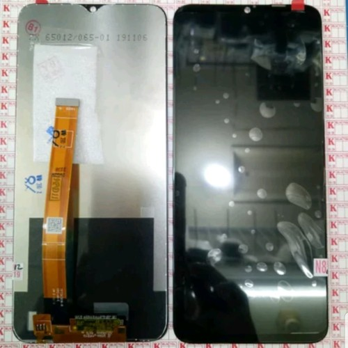 Foto Produk LCD + TOUCHSCREEN OPPO REALME 5 5S 5I UNIVERSAL ORIGINAL - Hitam dari KING sparepart