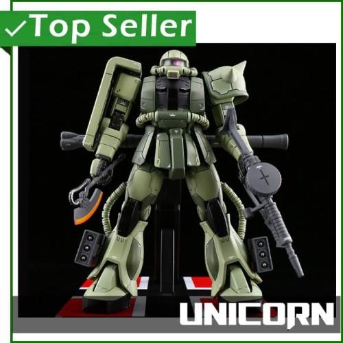 Foto Produk METAL BUILD ZAKU II [METAL SOLDIER] 1/100 dari Unicorn Toys