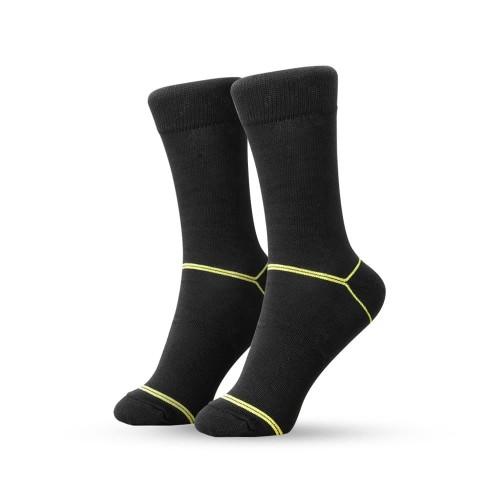 Foto Produk Plain Black - Kaos Kaki Polos AGF dari A Good Foot