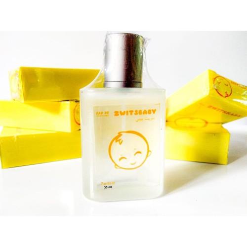 Foto Produk Ready Parfum Badan dan Baju Switsal Pewangi Zwitsal Zwitsbaby 35 ml dari Distributor HPAI