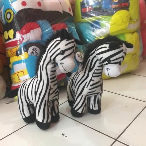 Foto Produk Boneka Zebra dari luckytoys boneka