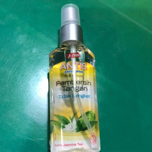 Foto Produk hand sanitizer antis jasmine tea dari tokokoko
