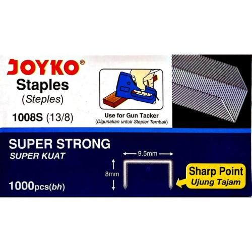 Foto Produk Isi Staples Tembak Joyko 1008S 13/8 dari officemart
