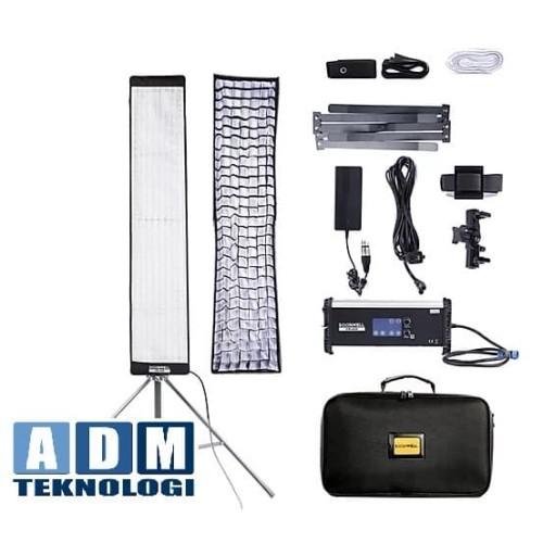 Foto Produk SOONWELL FB-408 (4x0.8 ft) Flex Bi-Color LED Light dari ADM tekno
