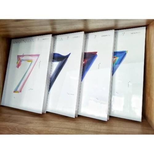 Foto Produk BTS MAP OF THE SOUL 7 ALBUM + POSTER - with poster, Versi 3 dari Kaifa Store
