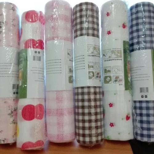 Foto Produk LS Alas Serbaguna 3M ( untuk Meja, Laci,Rak,Lemari ) dari Qirab Busana