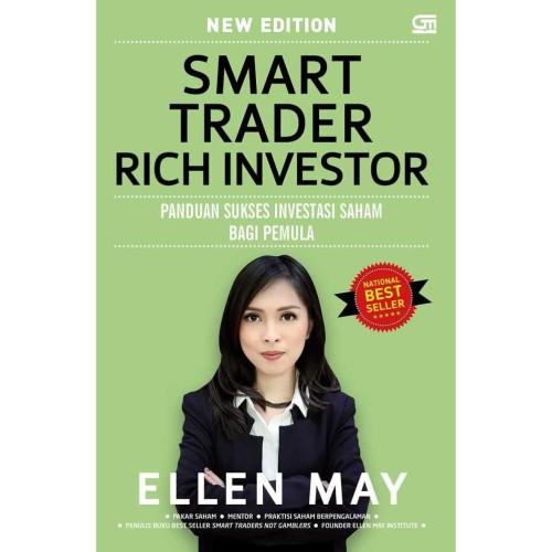 Foto Produk [Buku] Smart Trader Rich Investor - Cover Baru - Ellen May dari ombotak