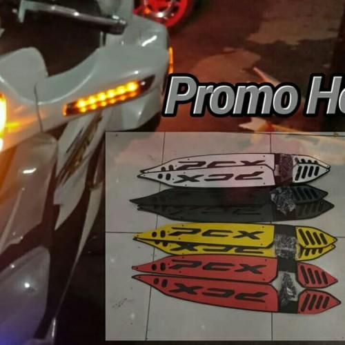 Foto Produk Spion Honda Pcx beli spion gratis bordes assesoris dari NAURA AKSESORIS