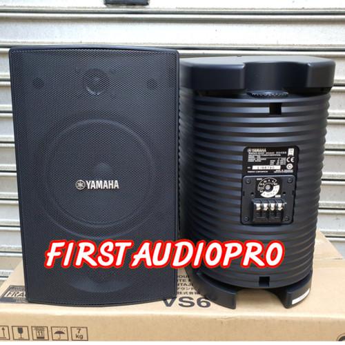 Foto Produk Yamaha VS6 VS 6 Speaker ORIGINAL GARANSI RESMI dari First Audio Pro
