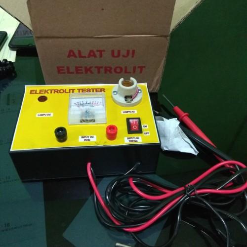 Foto Produk alat uji elektrolit elektrik dari wilisabadi