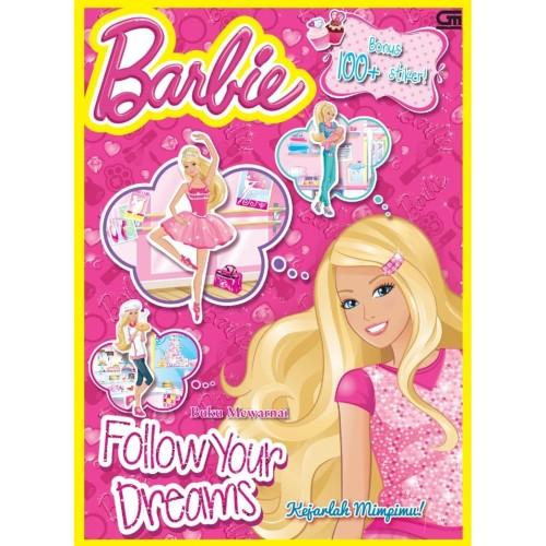 Foto Produk Barbie: Kejarlah Mimpimu (Barbie: Follow Your Dreams) dari Toko Kutu Buku
