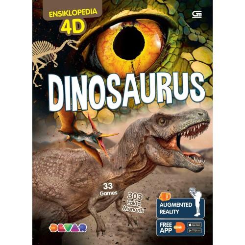 Foto Produk Ensiklopedia 4D: Dinosaurus dari Toko Kutu Buku