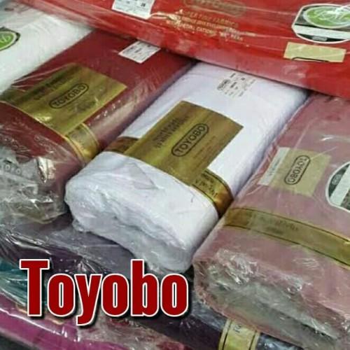 Foto Produk Kain Katun Toyobo Rolan Bagus Murah dari Toko Tenna