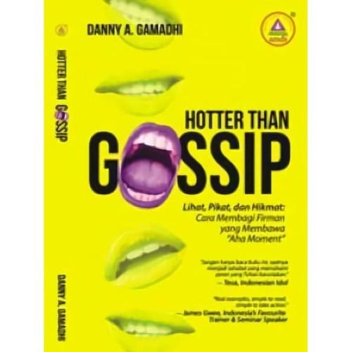 Foto Produk Hotter Than Gossip dari Andi Offset Online