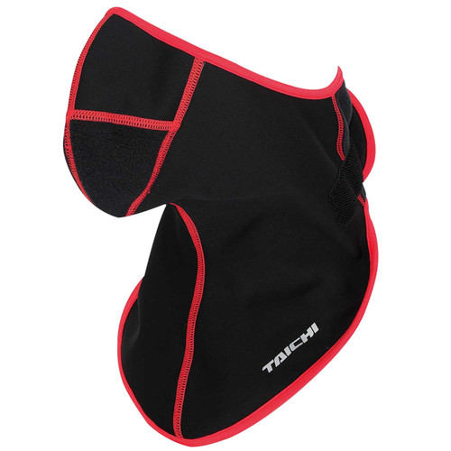 Foto Produk RS Taichi RSX154 Windstop 3D Neck Warmer - Black Red dari RS Taichi Official Store