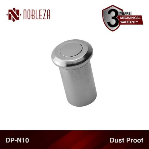 Foto Produk NOBLEZA DP-N10 Lubang Grendel Tanam Penutup Lantai Dust Proof 12 mm dari Nobleza Hardware